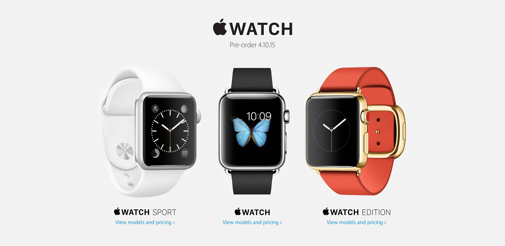 3 things to consider before buying your Apple Watch