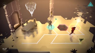 Hack and Augment Your Way Through a Conspiracy in Deus Ex GO